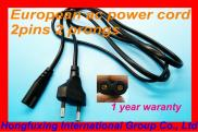 European AC  Power Cord  With 2 Pins 2 Prongs Manufacturer