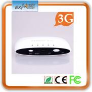 Fashionable 2000mah Hotspot 3g Wireless Router Manufacturer