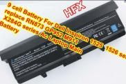 Grade A Cell Laptop Battery For Dell Inspiron 1525 Manufacturer
