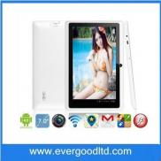 Hot Selling 7inch AllWinner A13 Q88  Tablet  PC 5  Manufacturer