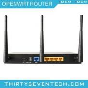 Openwrt 750M Dual-band Wireless Router Manufacturer