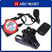 Portable LED  Miner  Light Headlight Cap  Lamp  45 Manufacturer