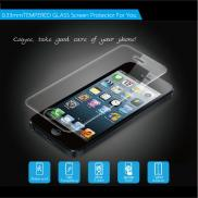 Tempered Glass Screen Protector For IPhone 5 5S 5C Manufacturer