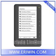 ZX-EB7001 7inch Cheapest Ebook Reader Manufacturer