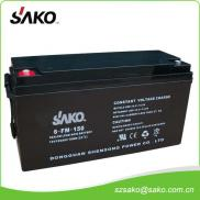 12V150AH Deep Cycle VRLA Battery Maintenance Free  Manufacturer