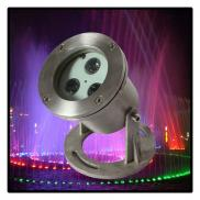 3pcs 3w Led Underwater  Fountain Light  Manufacturer