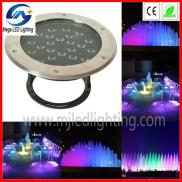 High Waterproof Rate Swimming Pool Light Manufacturer