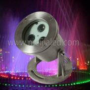 IP68 3W Rgb  Led  Waterproof Recessed  Pool Light  Manufacturer