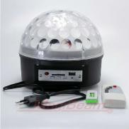 MP3 Funtion Crystal  Led  Magic  Ball Light  For F Manufacturer