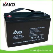 Sealed Maintenance Free Battery With Great Resista Manufacturer