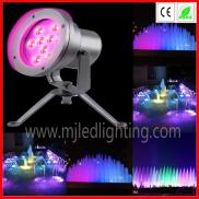 Underwater Waterproof Led Small  Fountain Light  Manufacturer