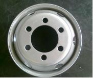 17.5X6.75 Rim For 900r17.5 Truck And Bus Tyre Manufacturer