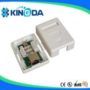 2013 Network Cat 5 Surface Mount Box Manufacturer