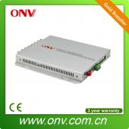 4 Channel Telephone  Fiber Optic Converter  For Cc Manufacturer