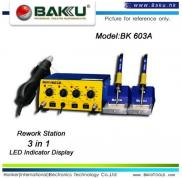 500W Hot Air SMD  Rework Station  3 In 1 Manufacturer