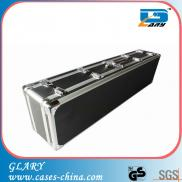 Double Opened Black ABS Shot Gun Case Manufacturer