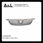 For Toyota Corolla 2007 Grill Manufacturer
