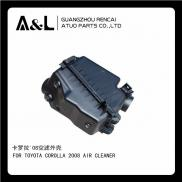 For Toyota Corolla 2008 Car Air Cleaner Manufacturer