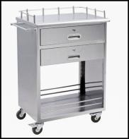 Hospital Aluminium Alloy Narcotic Supply Cart RT-0 Manufacturer