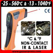 Laser Non-Contact Infrared  Thermometer  -25 ~ 560 Manufacturer