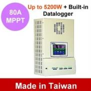 MPPT 80A Solar Charger With /data Logging Manufacturer
