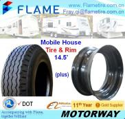 Mobile House Tyre & Wheel 14.5 Rim Manufacturer