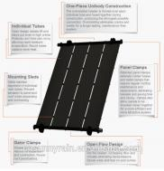 Sunnyrain Swimming Pool  Solar  Water  Heater  Manufacturer