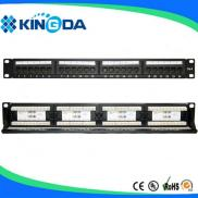 UTP Cat.6 Patch Panel 24 Ports Manufacturer
