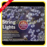 20  LED  Decoration  Ball  Solar String  Lights  ( Manufacturer