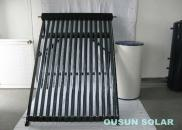 2012 OUSUN High Quality Vacuum Tube  Solar Water H Manufacturer