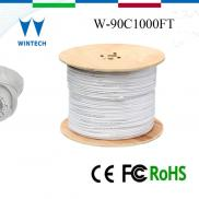 20AWG 95% Braid Coaxial Cable Manufacturer