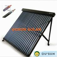 All Glass Evacuated Tube Solar Collector/solar Con Manufacturer