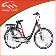 City Electric City Bicycles LMTDF-19L Manufacturer