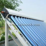 Efficient High Quality 18Tube  Solar  Collector  H Manufacturer