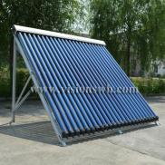 Efficient Pressurized 18Tube Solar Collector With  Manufacturer