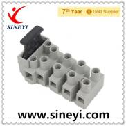 Feed Through Terminal Block Connector Push In Wire Manufacturer