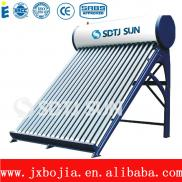 Heat  Pipe Tube Pressurized  Solar  Hot  Water  H Manufacturer