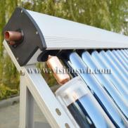 High Efficiency  Heat Pipe  Pressurized  Solar Col Manufacturer