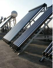 Hot Sale 15tube Inclined Roof Solar Energy Collect Manufacturer