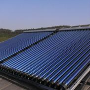Hot Sale 19tube Inclined Roof Solar Energy Collect Manufacturer