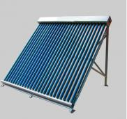 Hot Sale 25tube Inclined Roof Solar Energy Collect Manufacturer