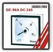 Moving Coil Ammeters DE-96A DC 240 Manufacturer