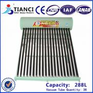 New Design Of Tainci Solar Collector Tube Manufacturer