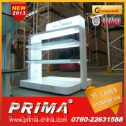 OEM / Custom High Quality Metal Display Rack For R Manufacturer