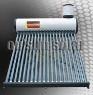 Pre-Heated Copper Coil  Solar Water Heater  Manufacturer