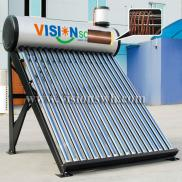 Pre-heat Copper Coil Indirect Thermosiphon  Solar  Manufacturer
