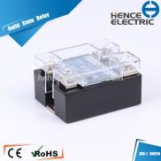 Single Phase DC-AC SSR Solid State Relay Manufacturer