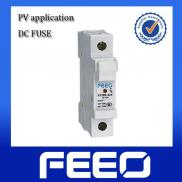Single Pole DC 1000v Solar  Fuse  Manufacturer