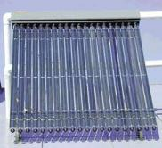 Solar Collector With Evacuated Glass Tube Manufacturer