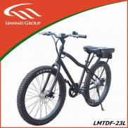 Strong Electric Bicycle With Kenda Fat Tire (LMTDF Manufacturer